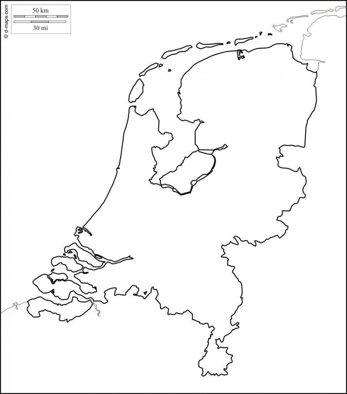 Kleurplaat Europa Kaarten Pa 237 Ses Bajos Mapa En Blanco Espacio En Blanco Del Mapa De
